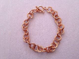 Copper Bracelet 1