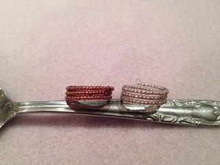 More Seed Bead Rings