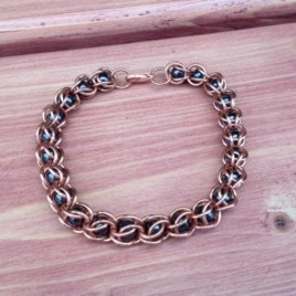 Copper and Magnetic Bracelet