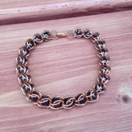 Copper and Magnetic Bracelet