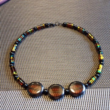 Tribal Shine Necklace