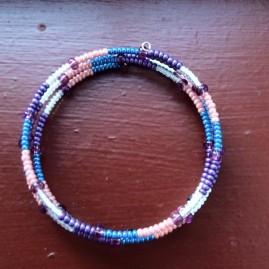 Wrap Bracelet Inspired by Pajama Pants