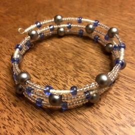 Wrap Bracelet Winter Inspired