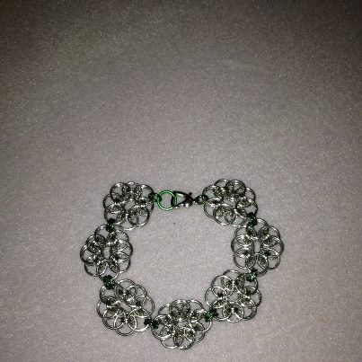 Celtic Flower Bracelet