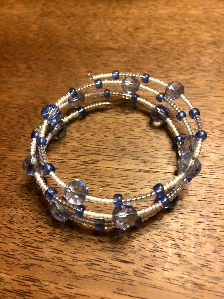 Wrap Bracelet Winter Inspired 2