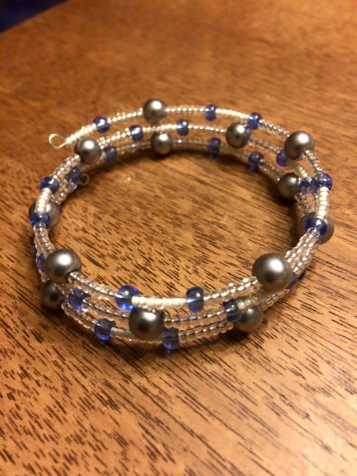 Wrap Bracelet Winter Inspired