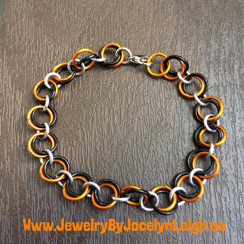 Harley Chain Bracelet